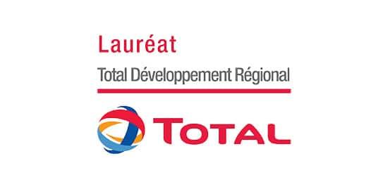Lauréat Total Développement Régional