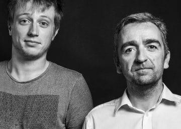 Les deux fondateurs de e-attract