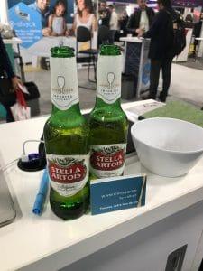 Bière belge au CES 2019